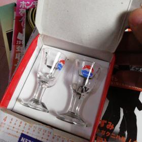 茅台酒杯一盒两个