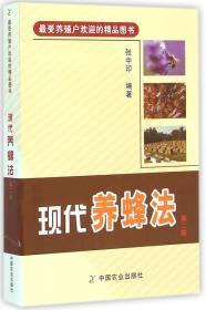 受养殖户欢迎的精品图书 第2版 现代养蜂法 正版 张中印著  9787109199026
