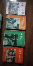 世界知识(1964-1966年(有终刊号))40本合售具体明细见描述
