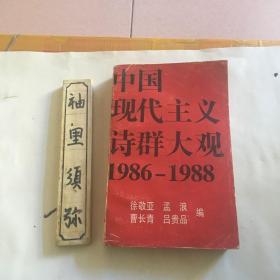 中国现代主义诗群大观1986–1988