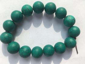绿松石手串
