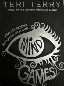 MIND GAMES  ——  TERI TERRY 著