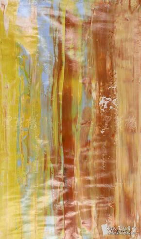 著名油画家 黄毅宏 2018年布面油画作品《理想》一幅(尺寸:114*68cm)HXTX103809