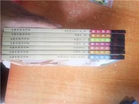 中国之旅丛书 民族之旅 艺术之旅 城市之旅 工艺之旅 历史之旅 生活之旅 乡村之旅 7本合售包邮