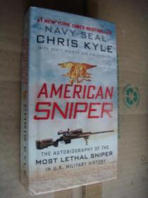 《美国狙击手-插图本》 AMERICAN SNIPER :The autobiography of the most lethal sniper in U.S. Military History  [海豹突击员 CHRIS KYLE 著] 精装插图本