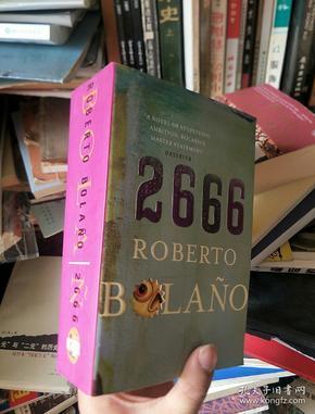 2666(英文版)Roberto Bolano