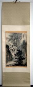 上海國畫院院長- 柳希- 山水