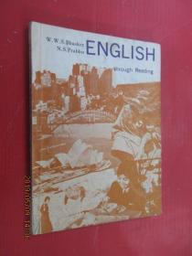 英文  ENGLISH  共182页