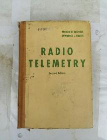 radio telemetry second edition(H2783)