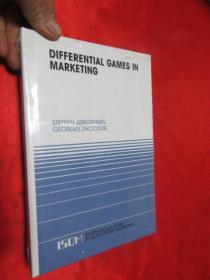 Differential Games in Marketing    (硬精装)  【详见图】,全新未开封