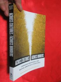 Across Cultures/Across Borders: Canadian Aboriginal and Native American Literatures    【详见图】