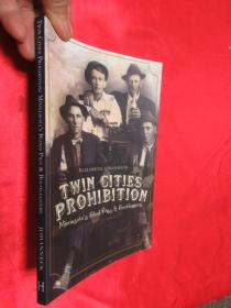 Twin Cities Prohibition: Minnesotas Blind Pigs & Bootleggers    【详见图】