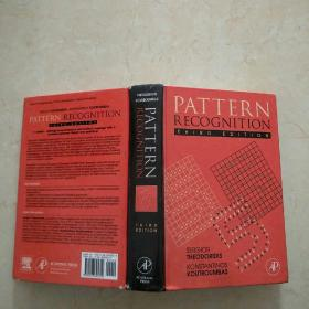PATTERN RECOGNTION THIRD  EDITION 模式识别(第三版)