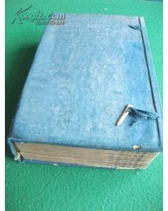 【古籍善本】 《旧五代史》清早期 品相好 大开本28.*17.5cm 原装 原函八册少第1册