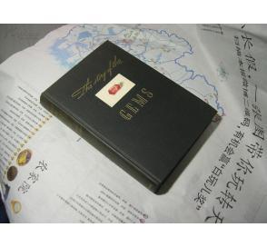 1946年 The Story of the GEMS《宝石传奇》 Herbert P. Whitlock很多中国玉器图片 带早期藏书票一枚  包邮快递