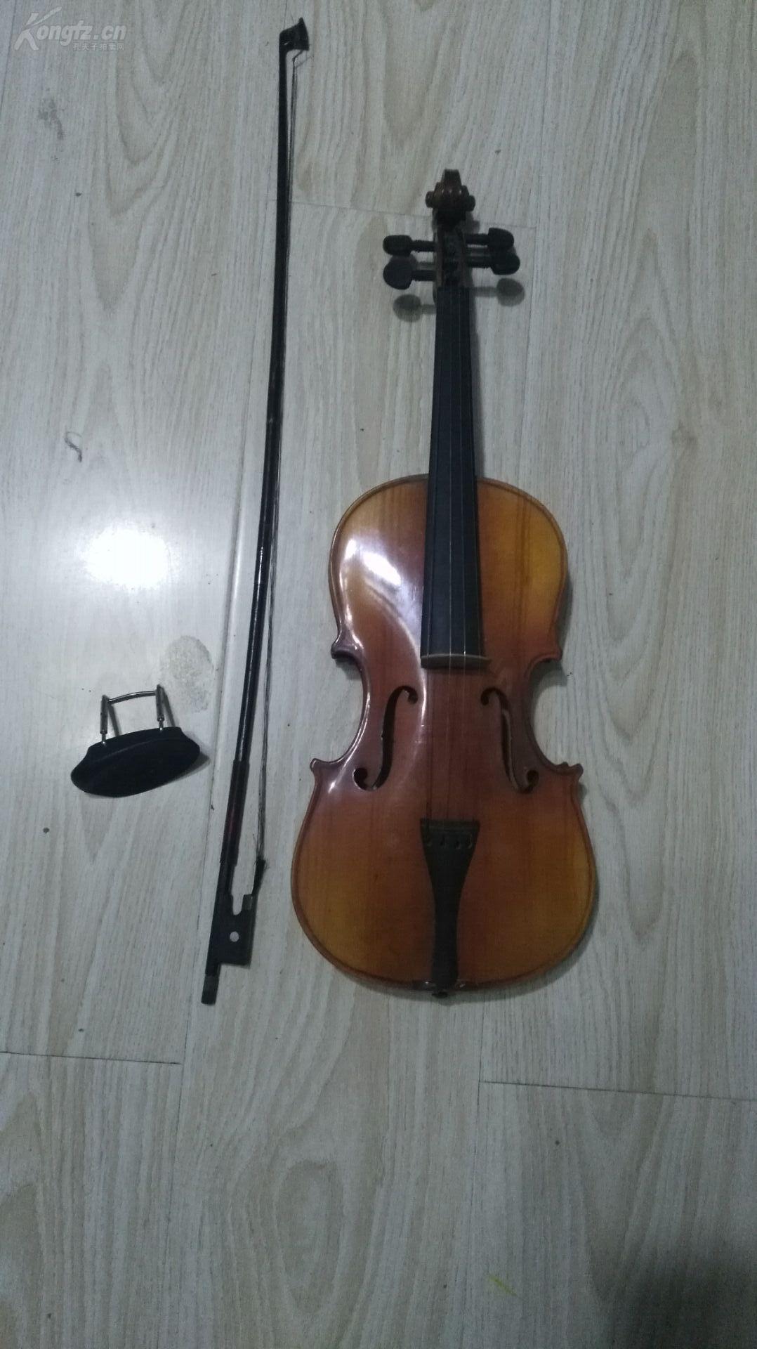 小提琴,【带老式上海牌琴弦一套松香一盒】图片