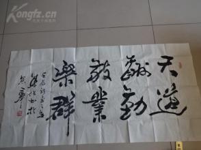 陈会长是中国收藏家协会常务理事,中国中青年书法协会理事,清大总裁图片