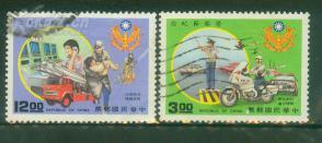 中国台湾 警察节2全旧