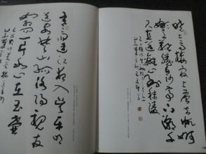 王友智书法 (王友智签赠本)叶培贵藏书 8开精装图片