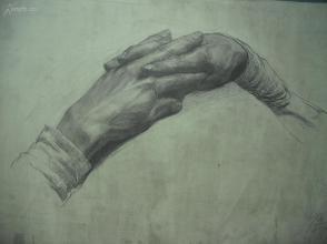 康蕾素描     《手》