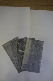 永泰公主墓志 共4张 石印