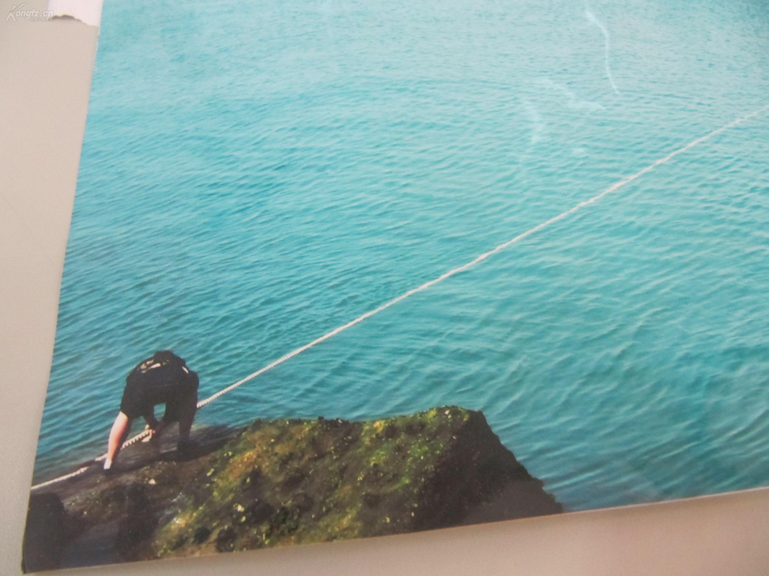 军旅摄影照片一张 尺寸25 20厘米