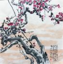 中国美术家协会理事、省美协主席【于希宁】      手绘精品    不卖印刷品