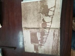 《北京景观》民国28年印刷的北京景观  非卖品 非常的少见一本非常值得收藏的书@昊