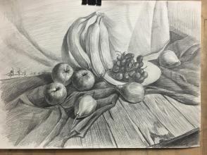 《水果组合》