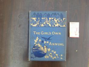 1887年古董书---非常漂亮--巨重