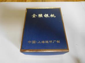 上海造币厂制150克银章,很好看,包纯银的,