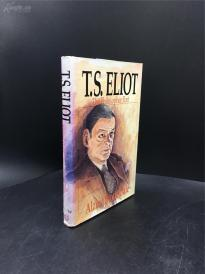 T.S. Eliot, the Philosopher Poet (Wheaton Literary Series) by Dale, Alzina Stone精装