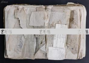 安徽大学苏联问题研究所翻译 苏联作家М·И·谢米里亚加主编著作《第二次世界大战史·第九卷》译稿一组存一至一千零三十五页(缺少尾页,上海译文出版社1984年根据该稿出版著作)  HXTX105313
