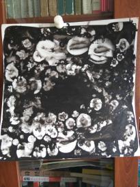 西美原创《水墨韵味7》,每幅唯一,但凡装框,就是装饰精品!有品位,值得收藏!
