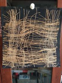西美原创《稻花香》,每幅唯一,但凡装框,就是装饰精品!有品位,值得收藏!