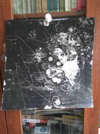 西美原创《水墨韵味6》,每幅唯一,但凡装框,就是装饰精品!有品位,值得收藏!