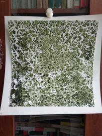 西美原创《细胞》,每幅唯一,但凡装框,就是装饰精品!有品位,值得收藏!