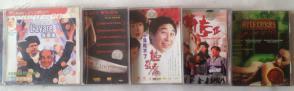 岁末酬宾包快+低价格:原版DVD光碟,吝啬鬼·本能2·心急吃不了热豆腐·醉拳3·晚娘等五部