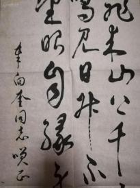 李维信,1932年生。中共天津市委办公厅原行政处处长。天津市书法家协会会员、天津市老年书画研究会副秘书长,