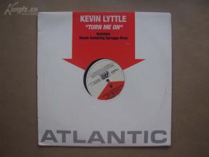 外国唱片:KEVIN  LYTTLE  TURN  ME  ON