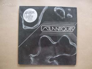 外国唱片:ATLANTIC【2张4面】