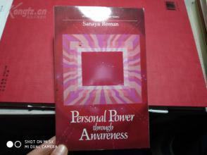 PERSONAL  POWER  THROUGH  AWARENESS【英文原版;个人意识力量】