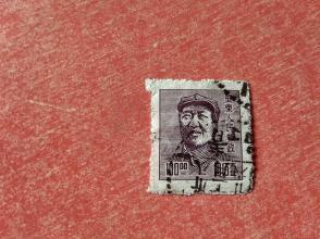 华东解放区100元面值旧票一枚(免邮费)