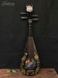 古乐器琵琶