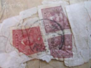 民国孙中山邮票3梅,品如图。