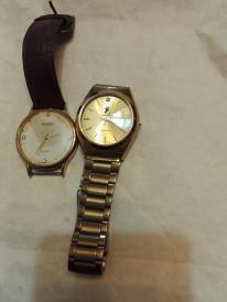 两块旧手表