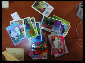 八九十年代明信片30多张