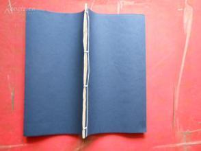 木刻本《看命一掌金》清,1册全,大开本,品如图。,