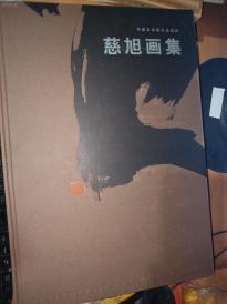 中国美术家作品选粹:慈旭画集
