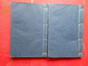 木刻本《东周列国志》清,2册(卷6,8),品如图。